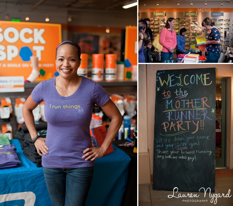 Another Mother Runner Party by Lauren Nygard