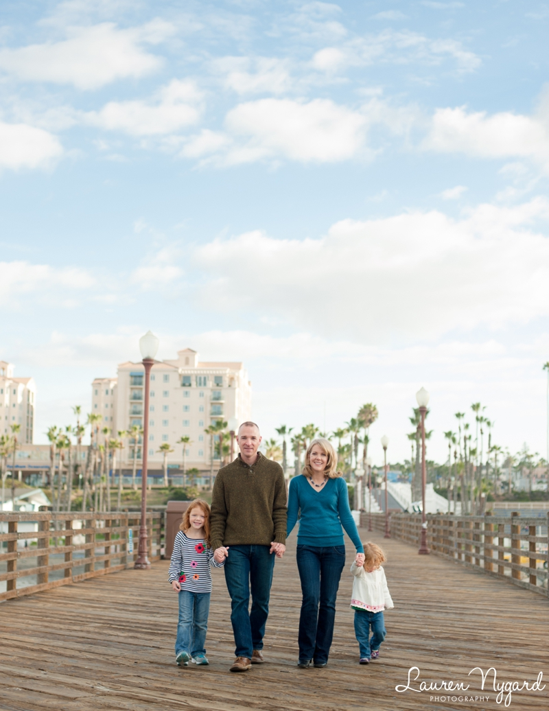 Denim and Grace Magazine published photos by San Diego Portrait Photographer Lauren Nygard