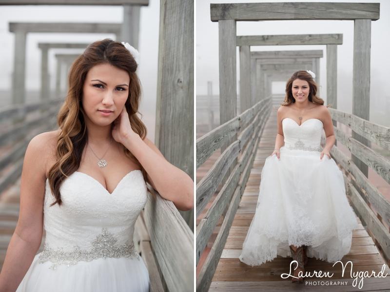 Ft. Worth Stockyards Bridal Portraits by wedding photographer Lauren Nygard Photography