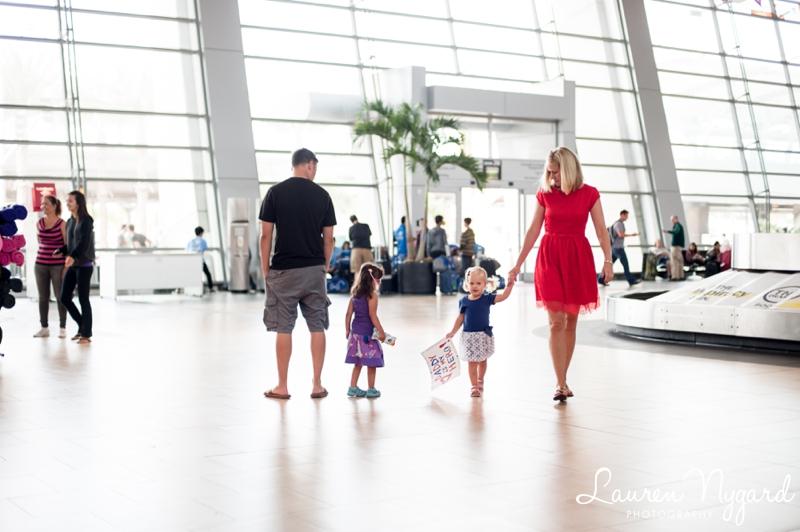 San Diego Airport Homecoming USMC 002