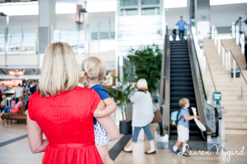 San Diego Airport Homecoming USMC 007