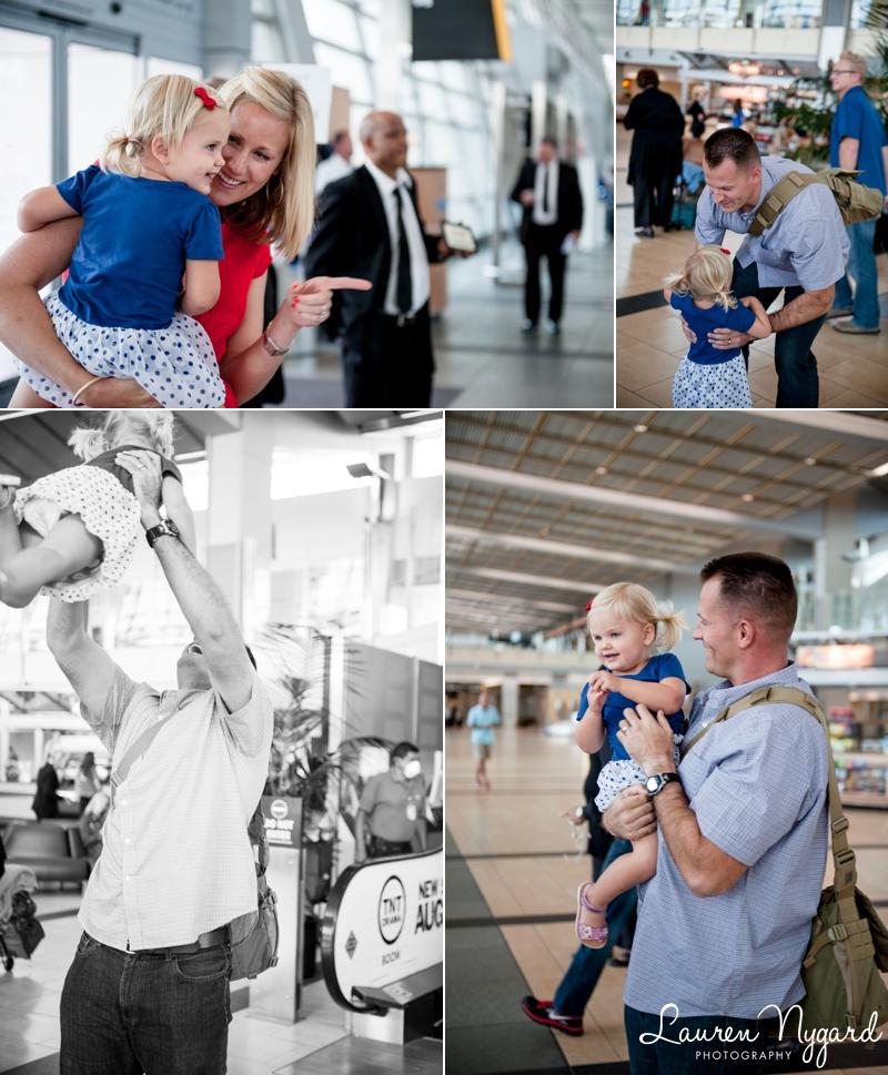 San Diego Airport Homecoming USMC 014