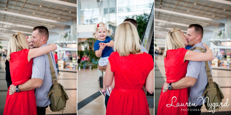 San Diego Airport Homecoming USMC 015