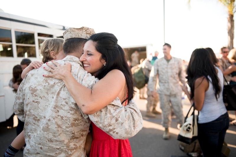 USMC Homecoming 010