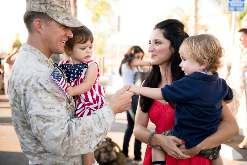 USMC Homecoming 012