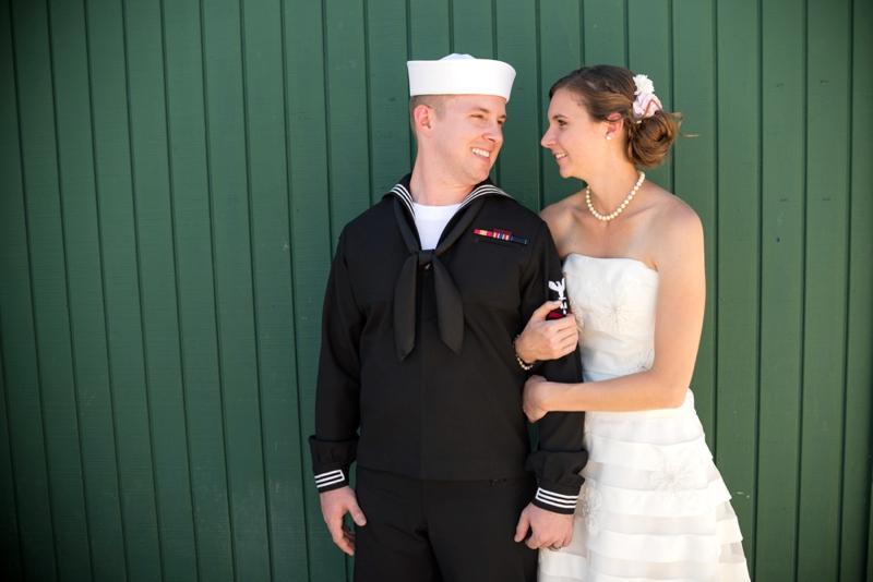 Backyard wedding from San Diego wedding photographer Lauren Nygard