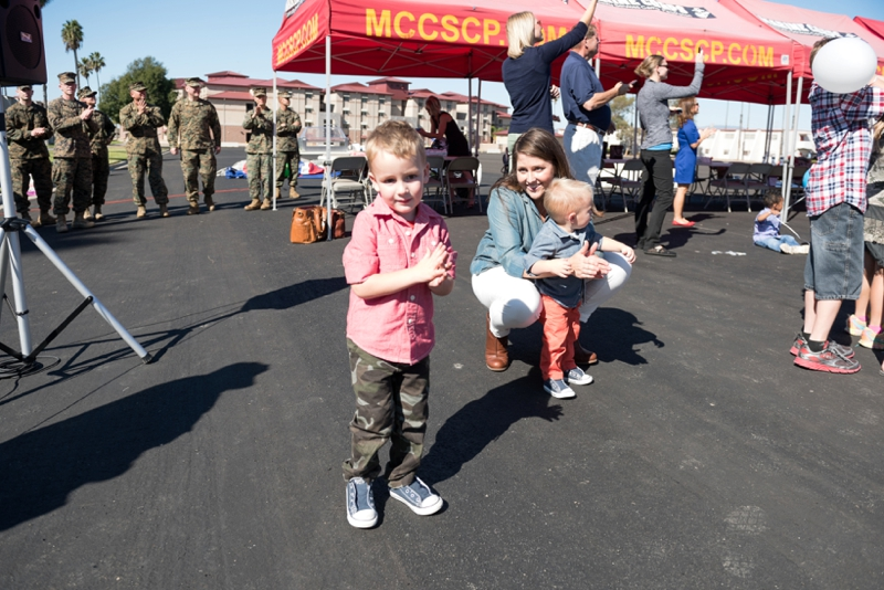 Camp Pendleton Marine Corps Homecoming from San Diego wedding photographer Lauren Nygard