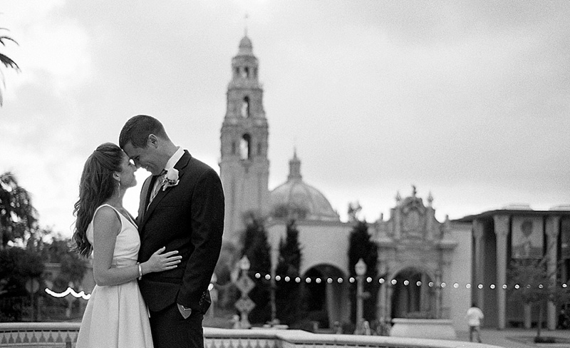 San Diego Wedding Photography on Film-010