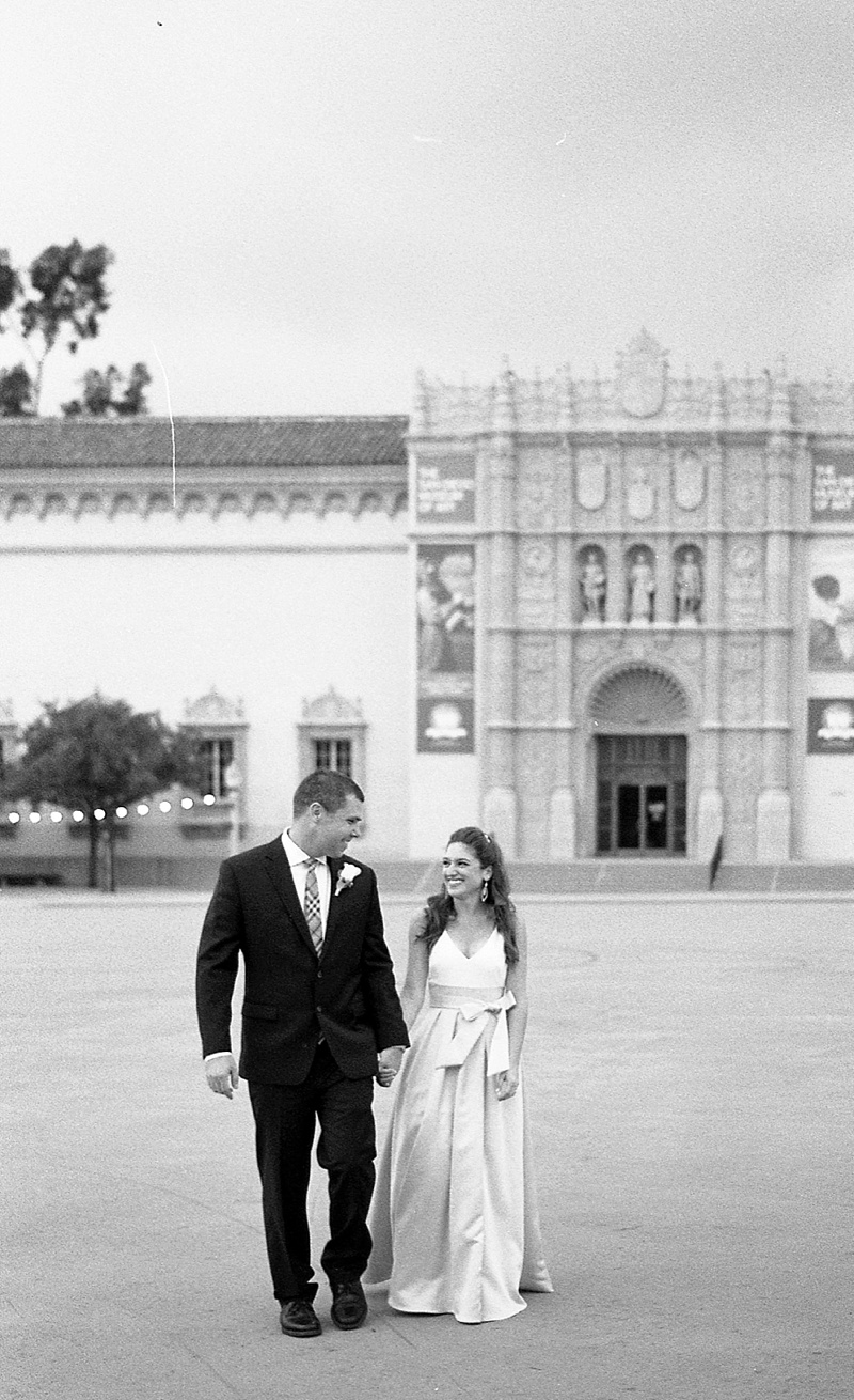 San Diego Wedding Photography on Film-013
