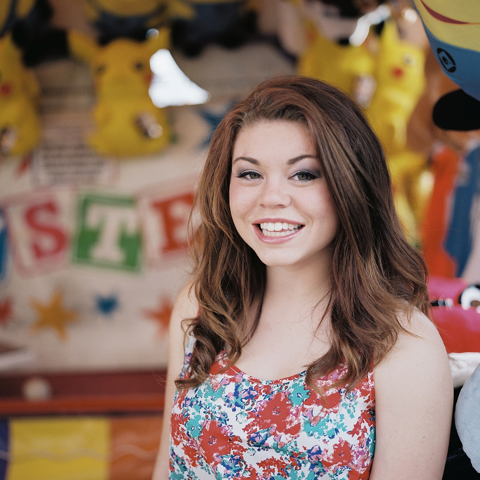 San Diego County Fair Senior Portraits by Lauren Nygard