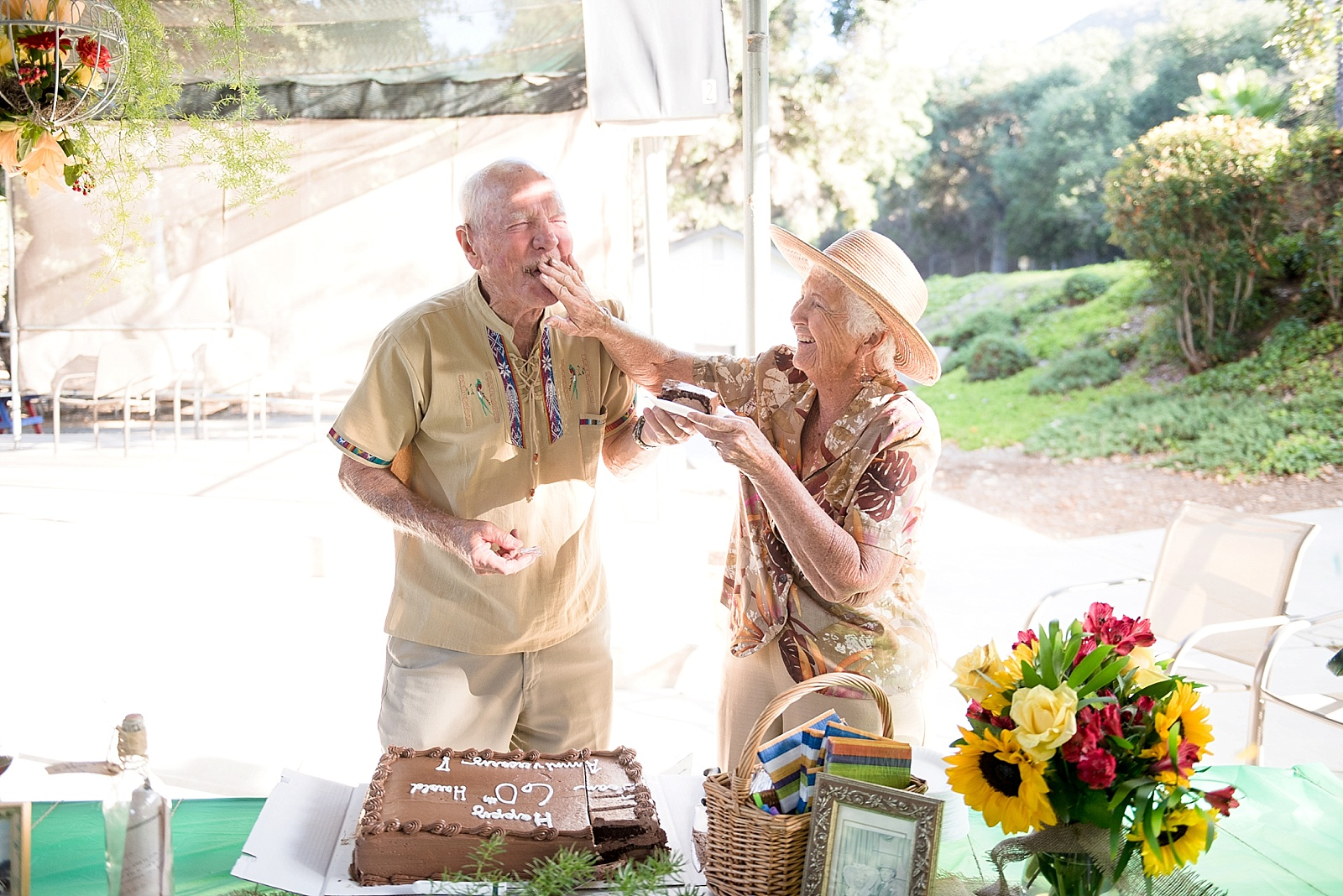 Sixtieth Anniversary Party in Escondido, CA