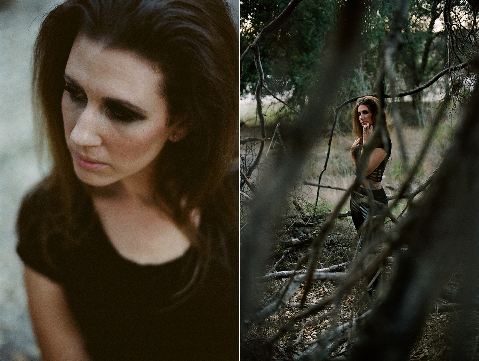Fine art portraiture from San Diego portrait photographer Lauren Nygard