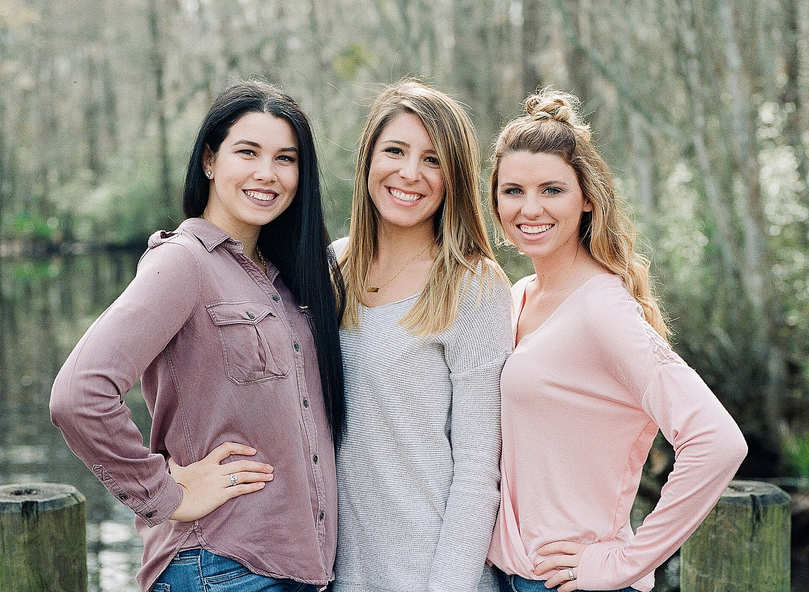 Friendship is the key to a strong business - from North Carolina family portrait photographer Lauren Nygard